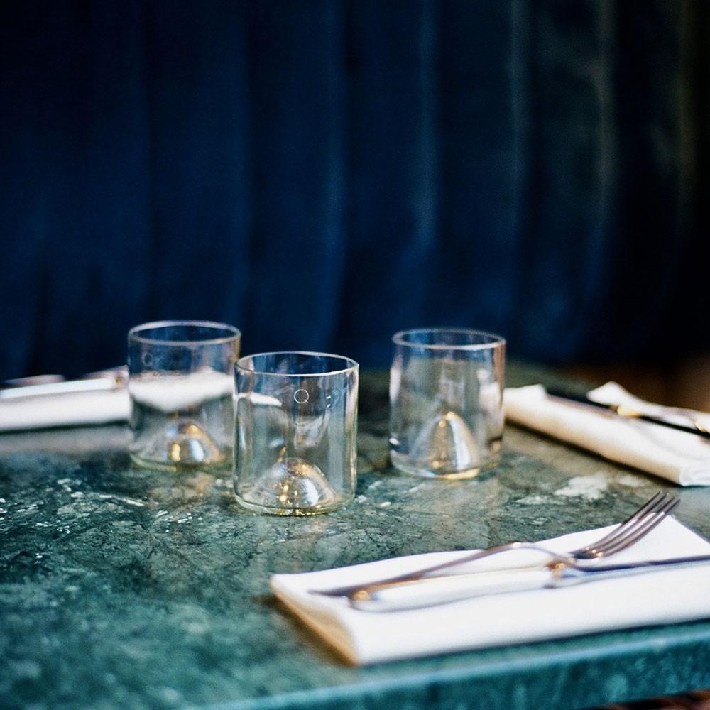 Panache glasses (set of 4) Q de bouteilles