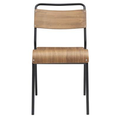 Originele bruine stoel House Doctor