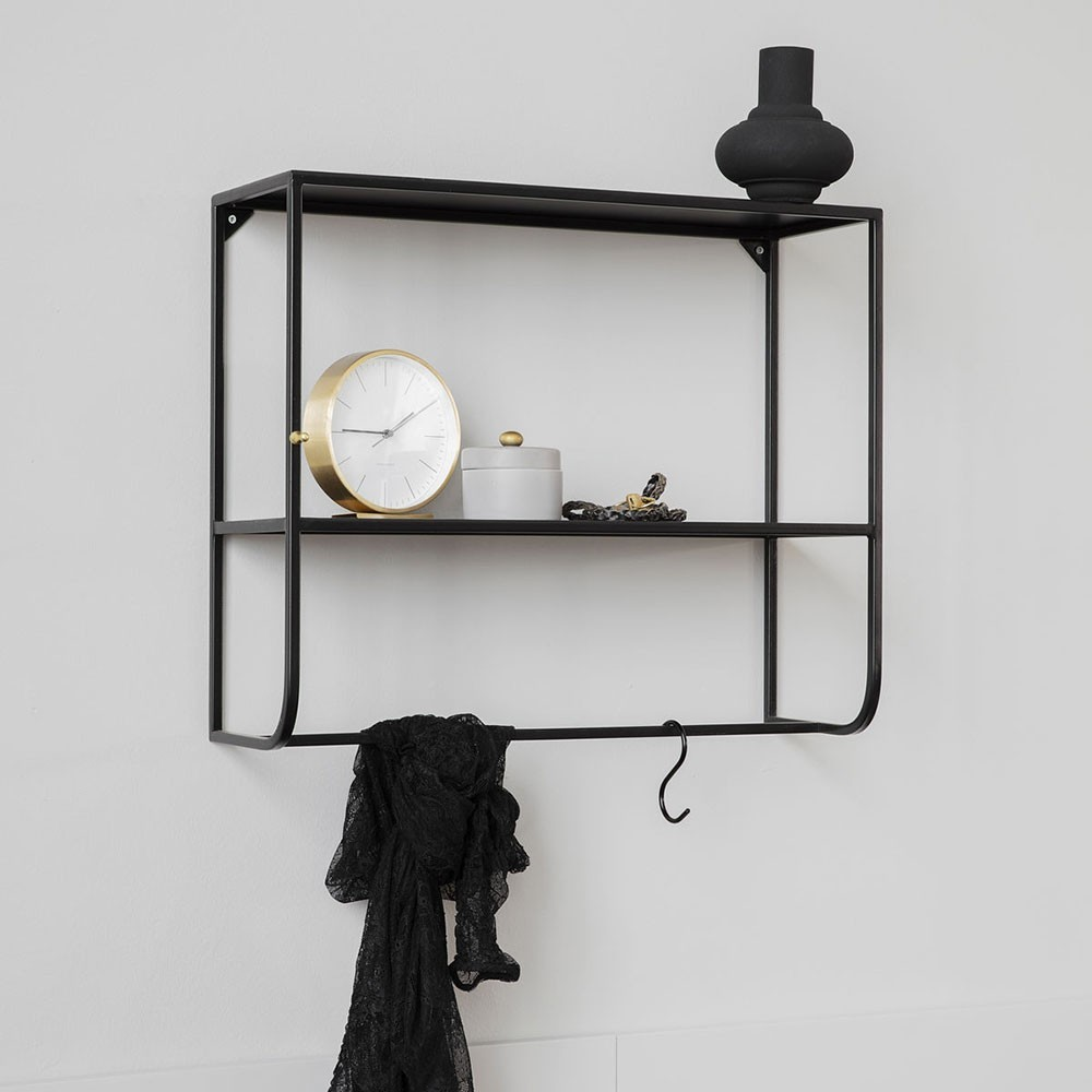 Prove shelf black House Doctor