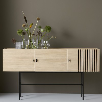 Array sideboard oak 180cm Woud