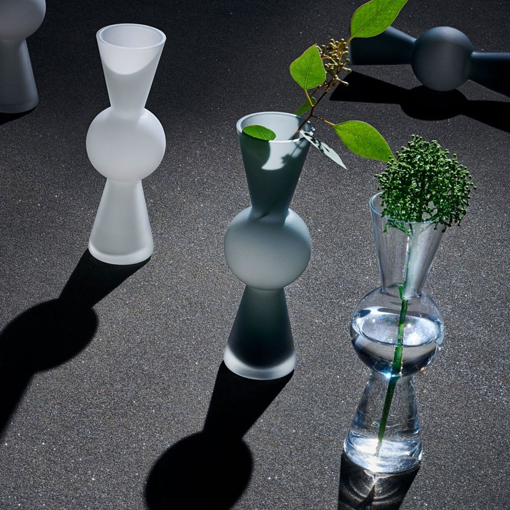 BonBon transparante vaas Design House Stockholm