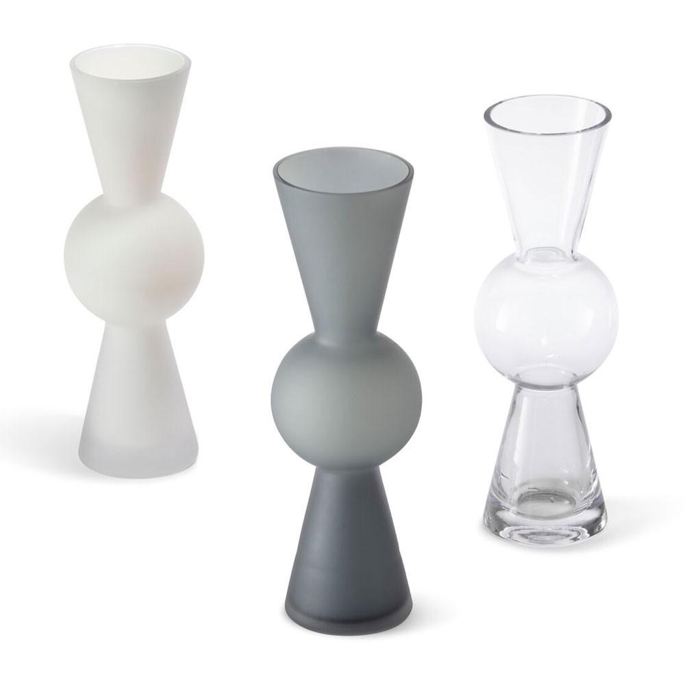 BonBon clear vase Design House Stockholm