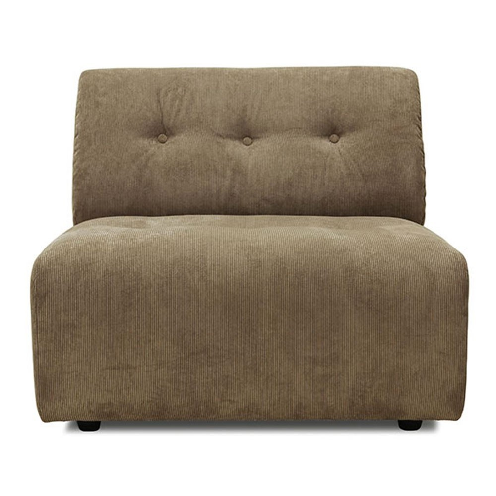 Element B Vint couch brown HKliving