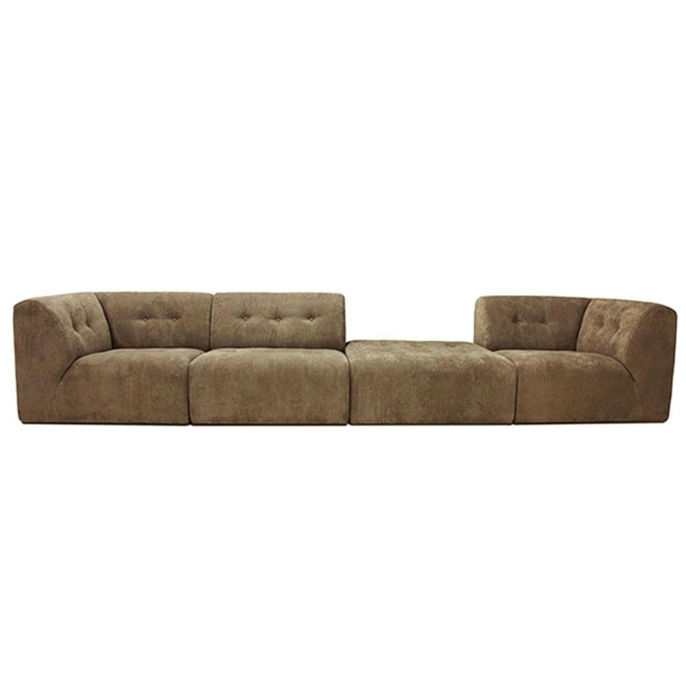 Module A canapé Vint brun HKliving
