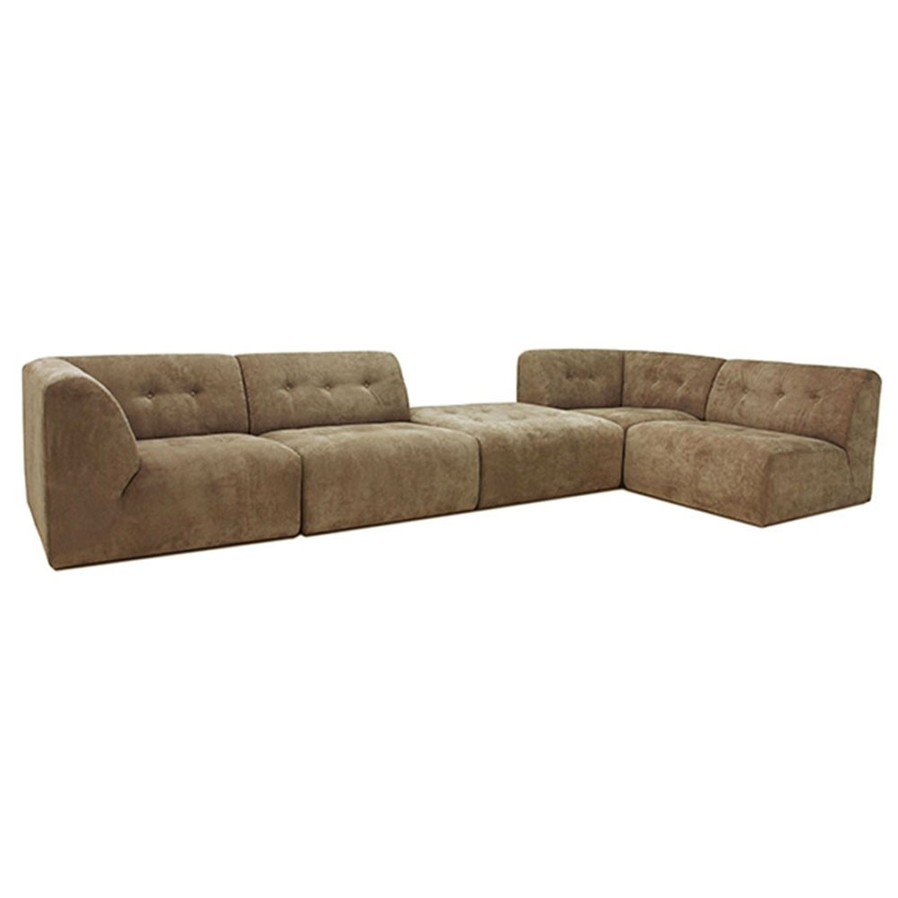 Element A Vint couch brown HKliving