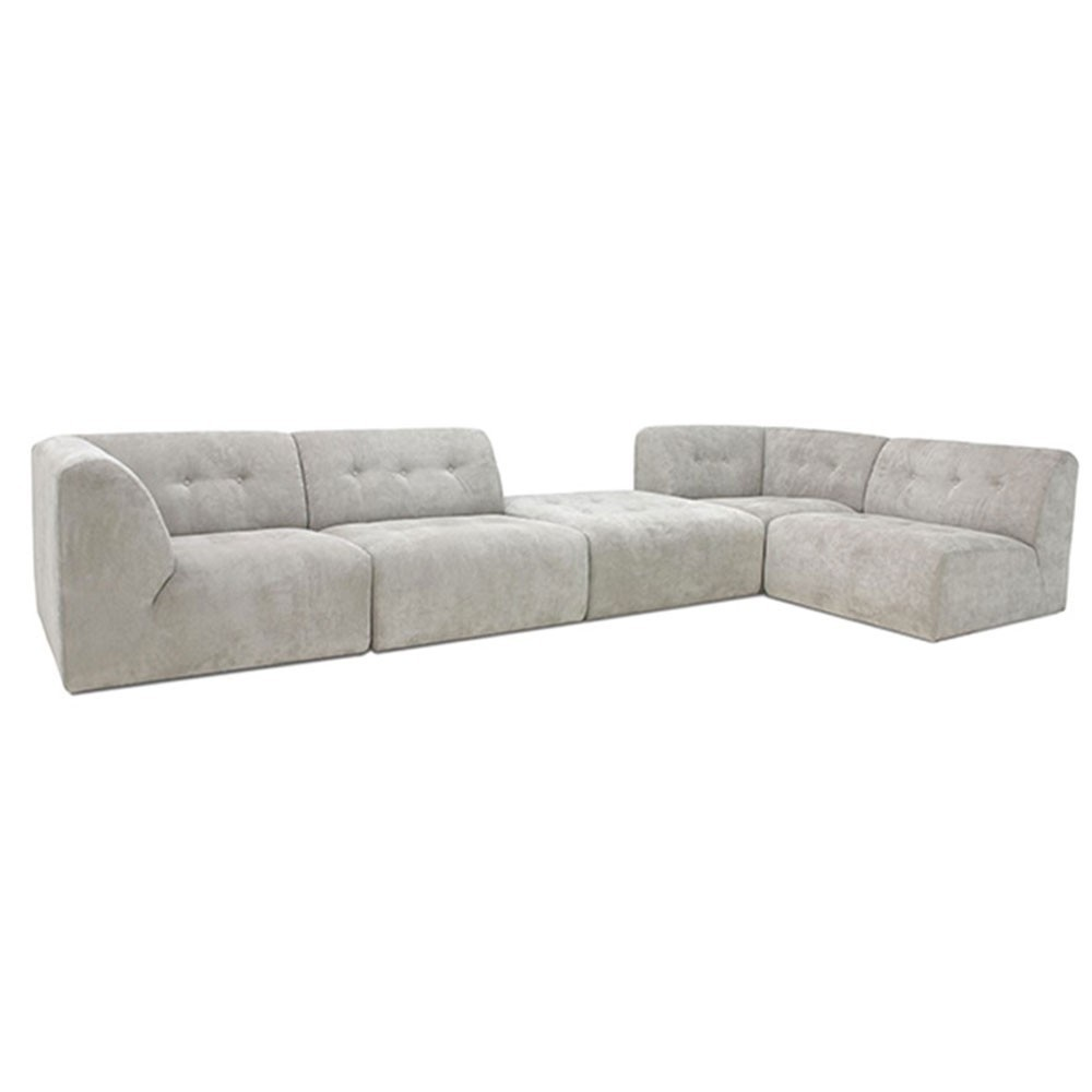 Element hocker Vint couch cream HKliving