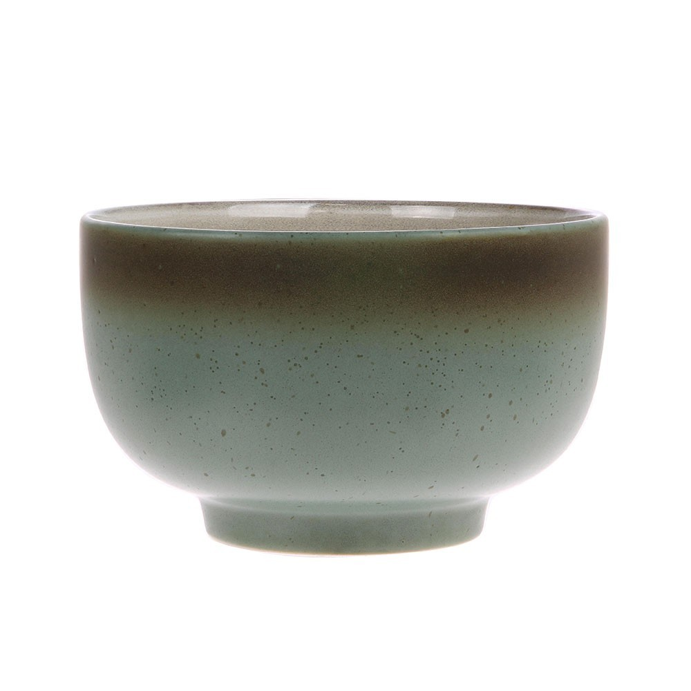 Ceramic 70's bowls Moon HKliving