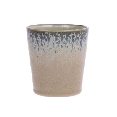 Ceramic 70's mugs bark