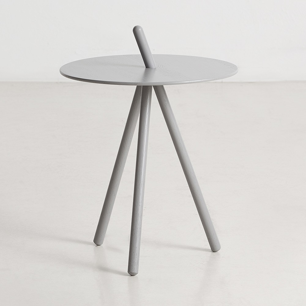 Come Here side table grey Woud