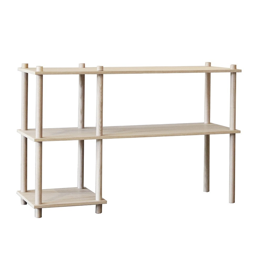 Elevate shelving system 2 Woud