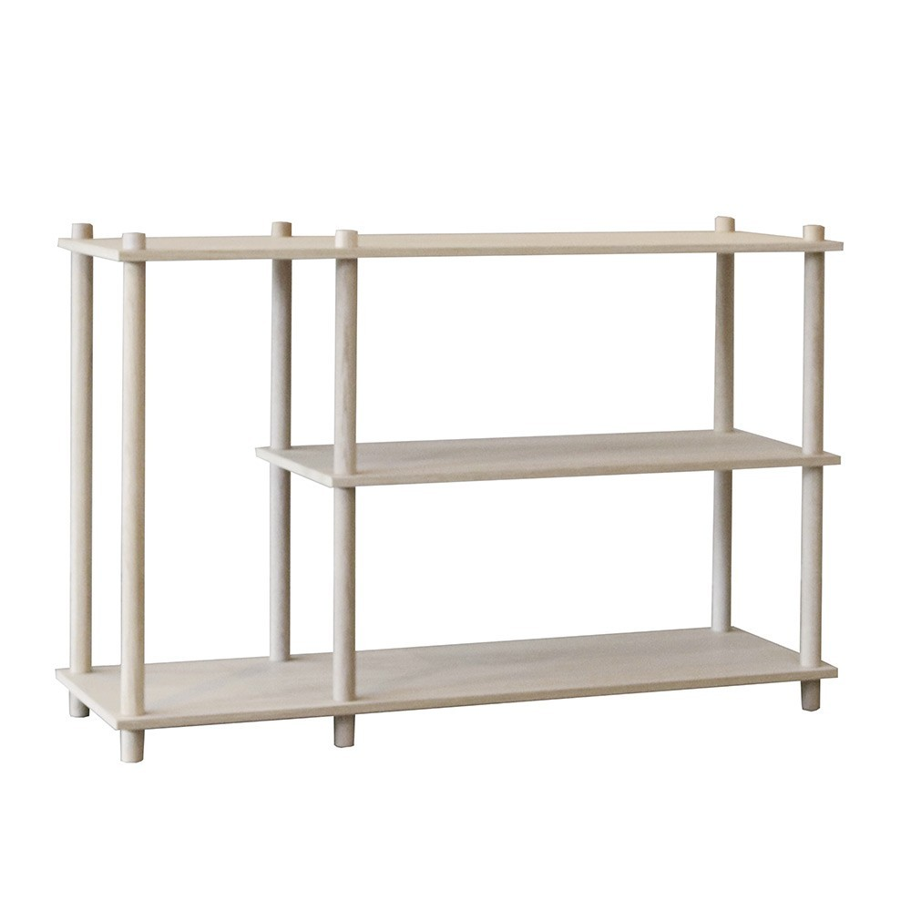 Elevate shelving system 3 Woud