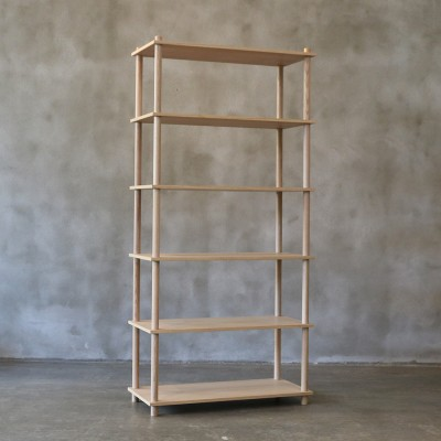 Elevate shelving system 5 Woud