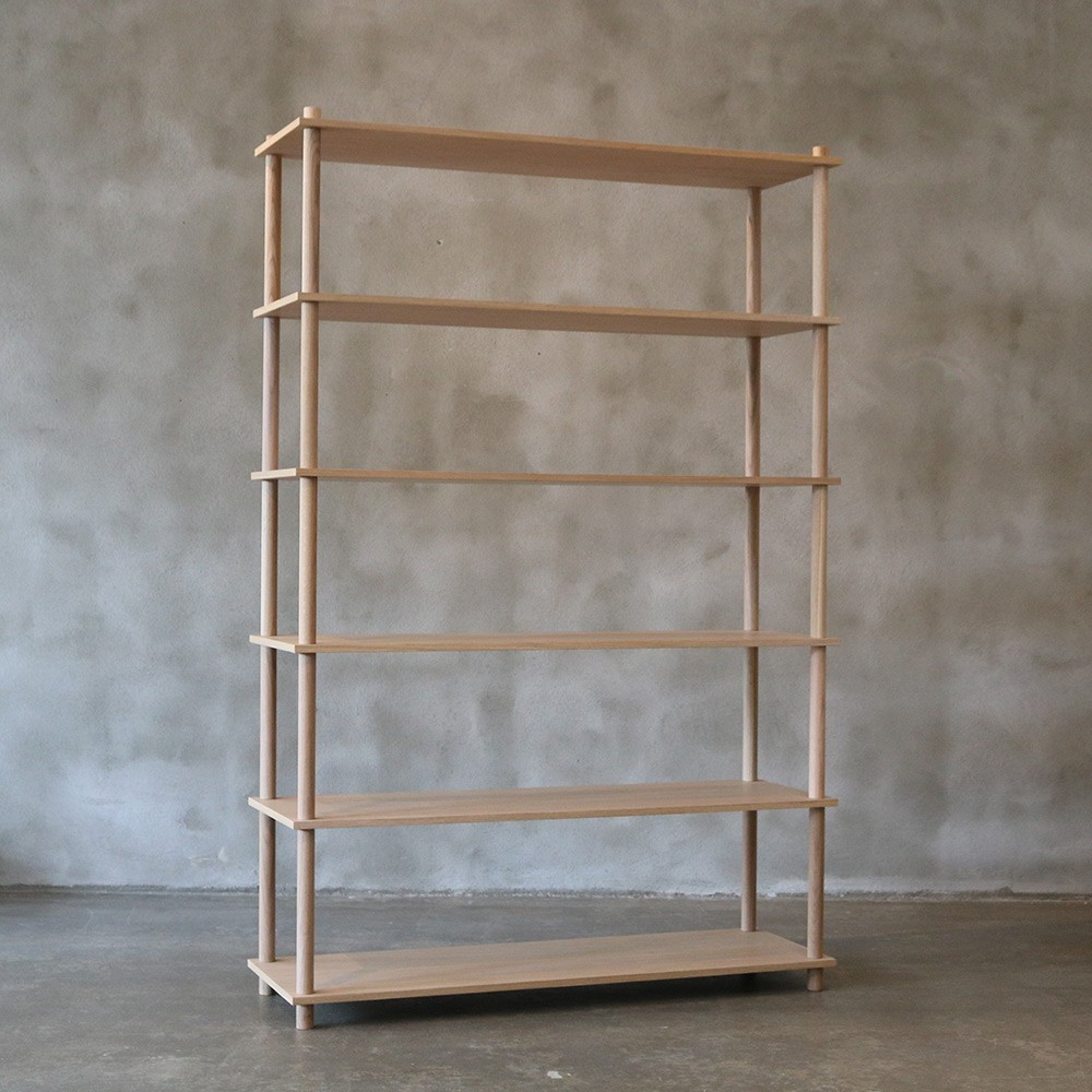 Elevate shelving system 6 Woud