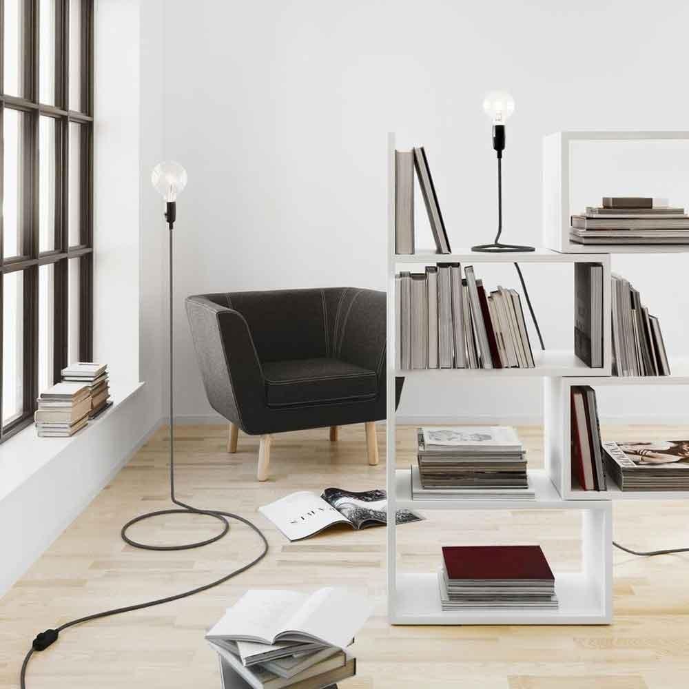 Cord floor lamp Design House Stockholm