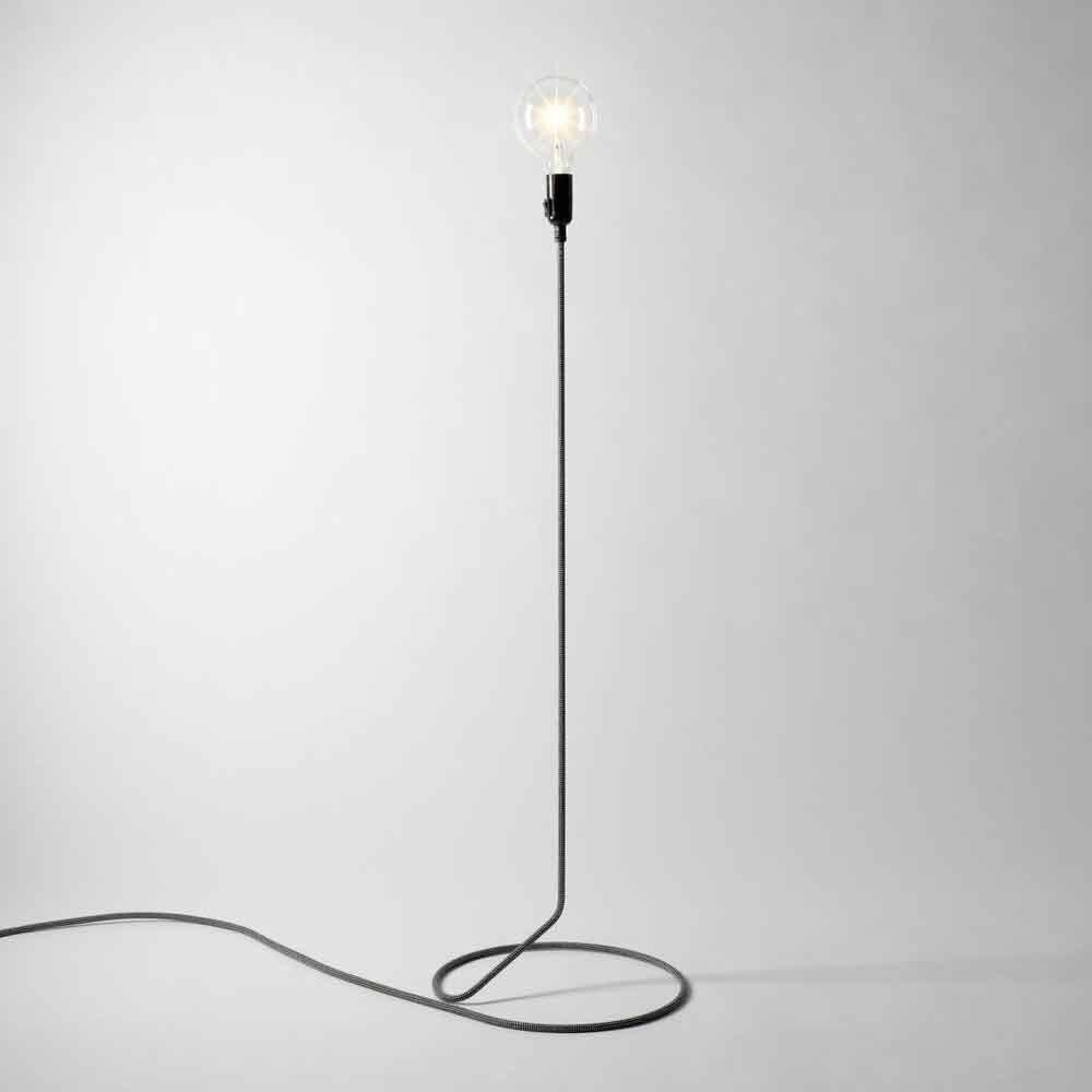 Lampada da terra Cord Design House Stockholm