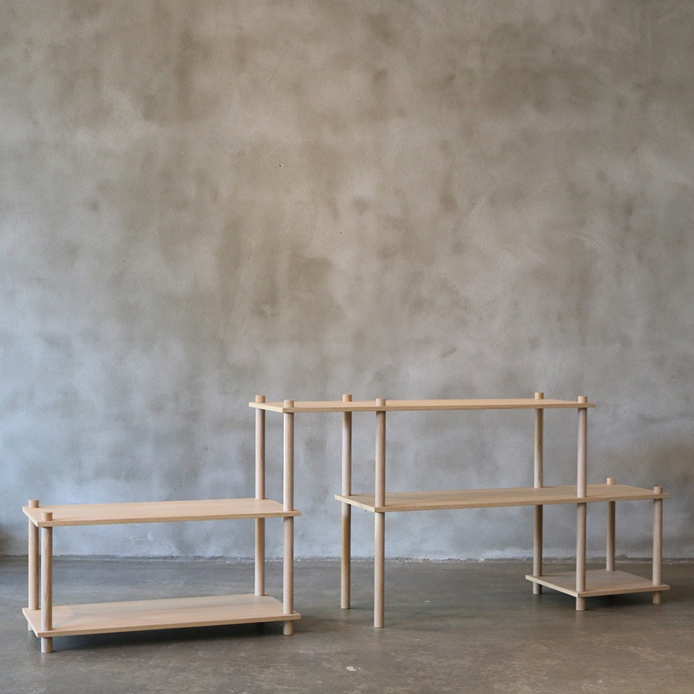 Elevate shelving system 8 Woud