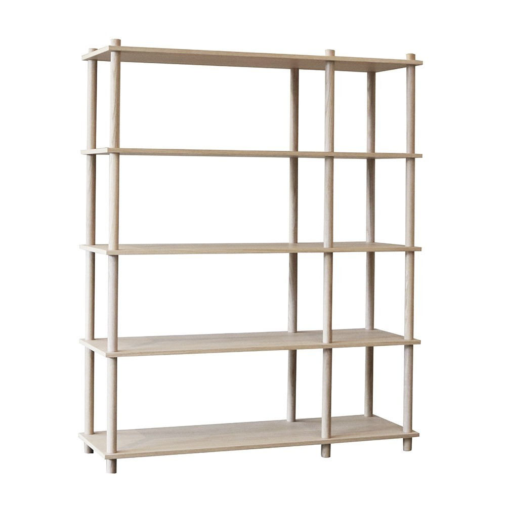 Elevate shelving system 9 Woud