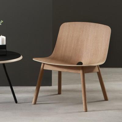 Chaise lounge Mono chêne Woud