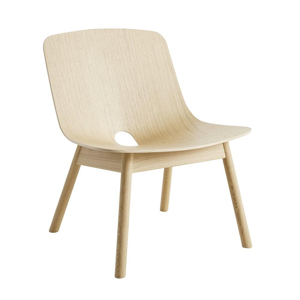 Mono Lounge chair oak Woud