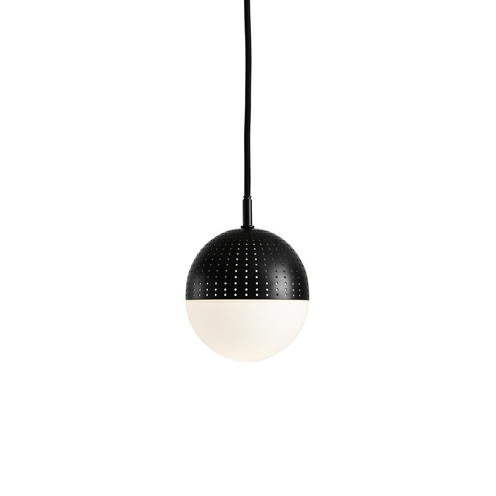Dot pendant black S Woud