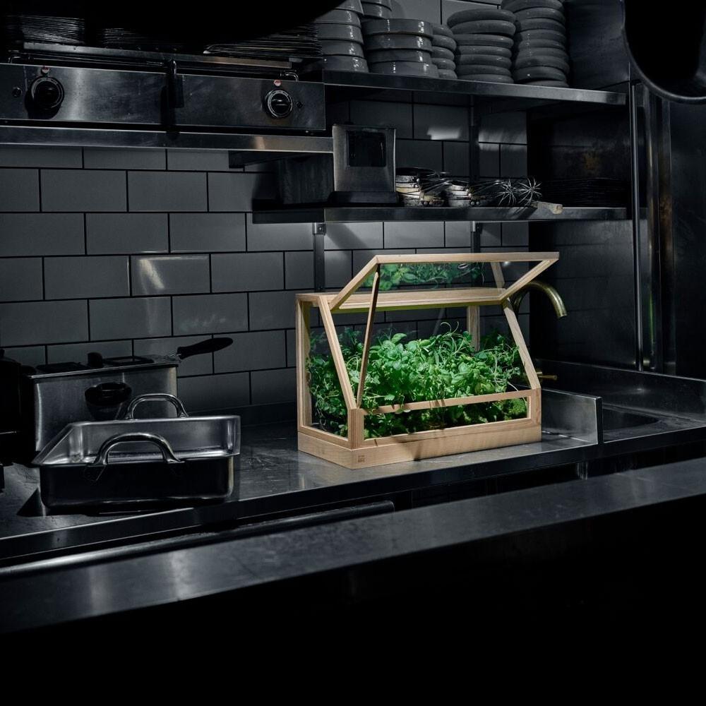 Greenhouse mini dark grey Design House Stockholm