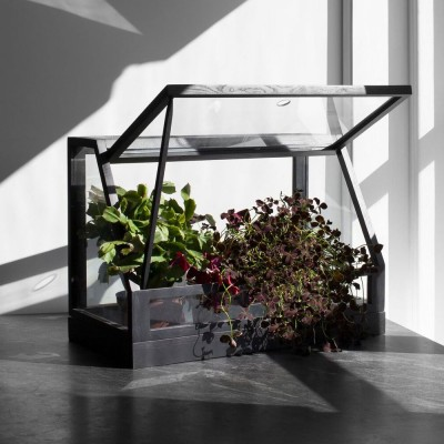 Greenhouse mini dark grey Design House Stockholm