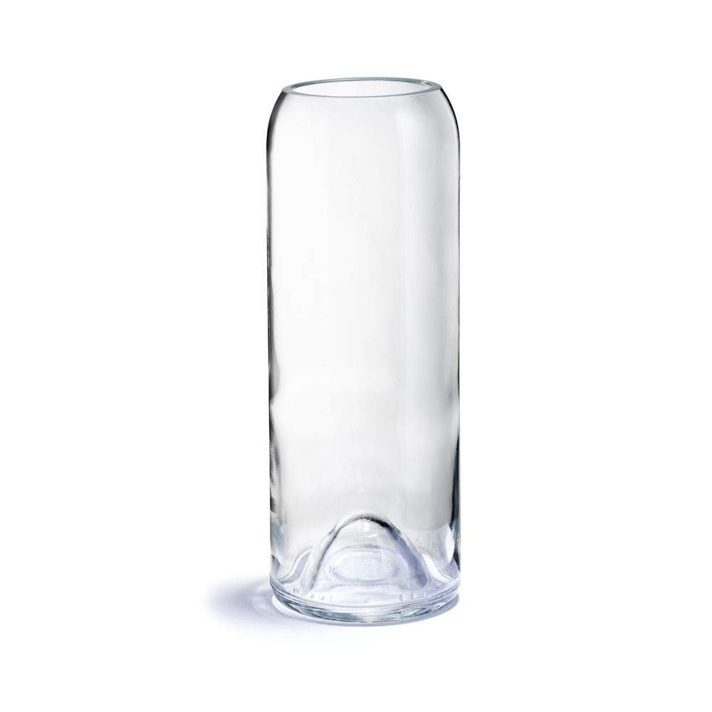 Danser Fillette vase Q de bouteilles