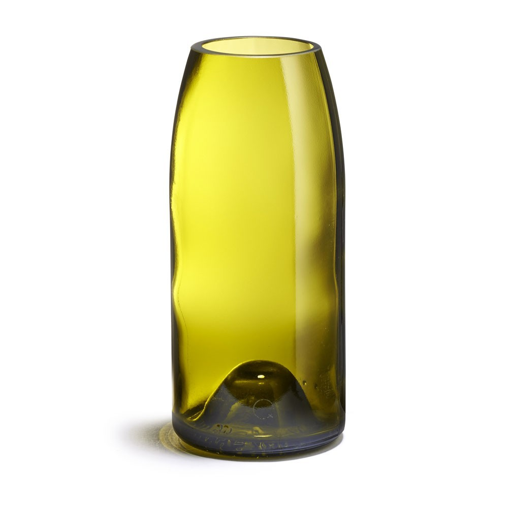 Laughing Bottle Vase Q de bouteilles