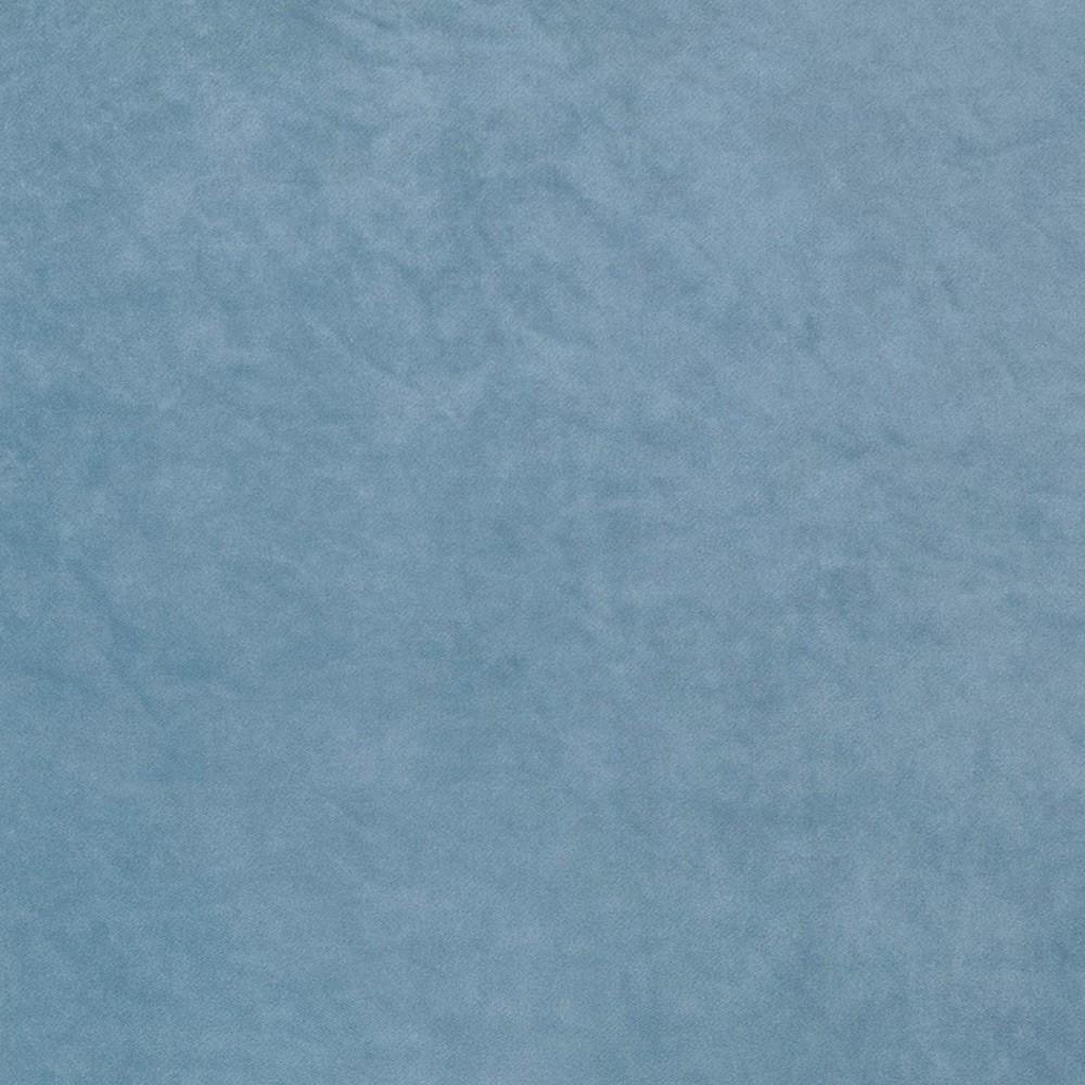 Fauteuil 366 Junior Velours bleu ciel 366 Concept