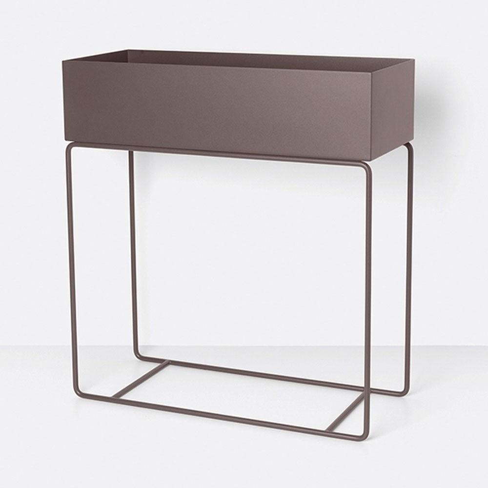 Support Plant Box taupe Ferm Living