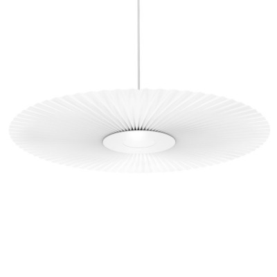 Carmen pendant light white M Hartô
