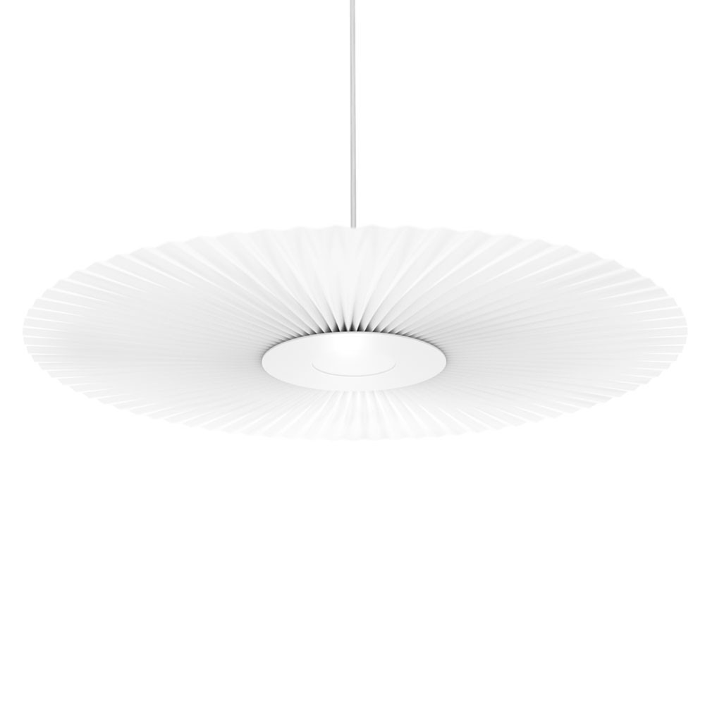 Carmen pendant light white M Hartô