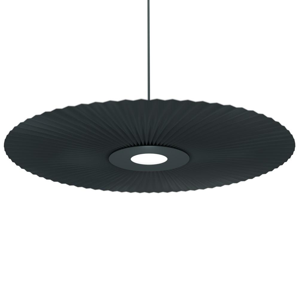 Hanglamp Carmen leigrijs M Hartô