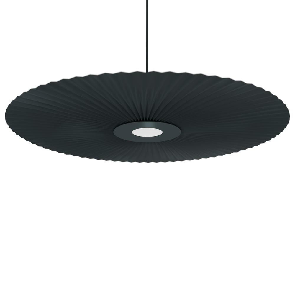 Hanglamp Carmen leigrijs L Hartô