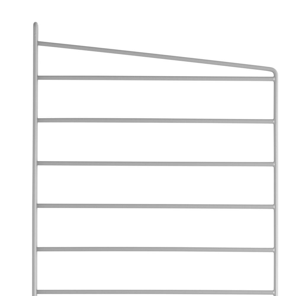 Grijze vloerrek (en) - String-systeem String Furniture