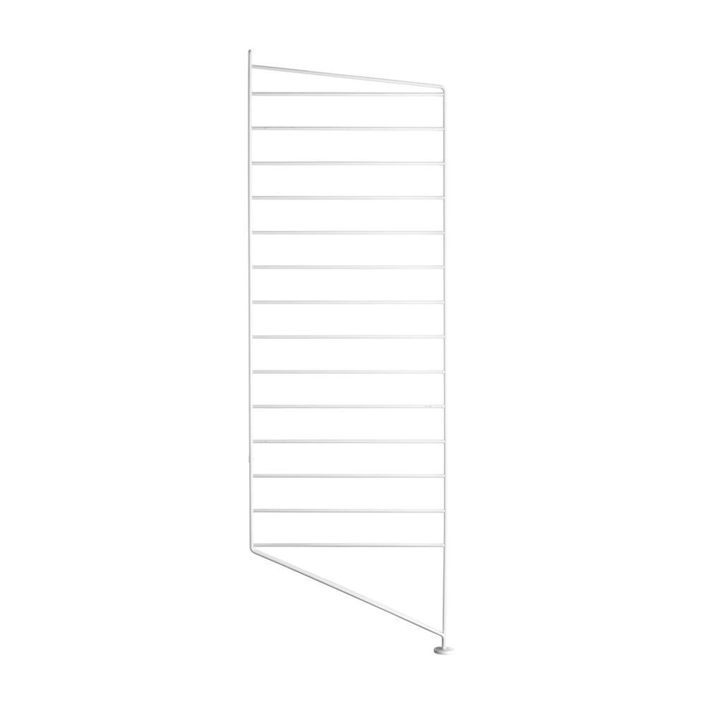 Witte vloerrek (en) - String-systeem String Furniture