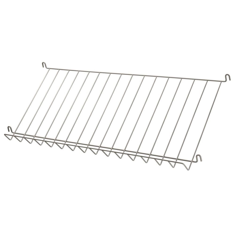 Beursplank van beige metaal - String-systeem String Furniture