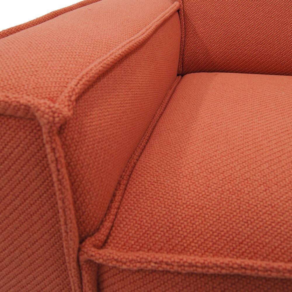 Edge sofa 3 seaters Kvadrat Coda 2 - 632 Fést
