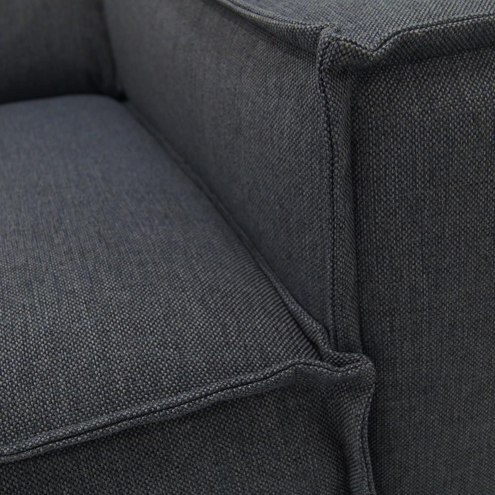 Edge Sofa 3-zits Sydney 81 blauw Fést