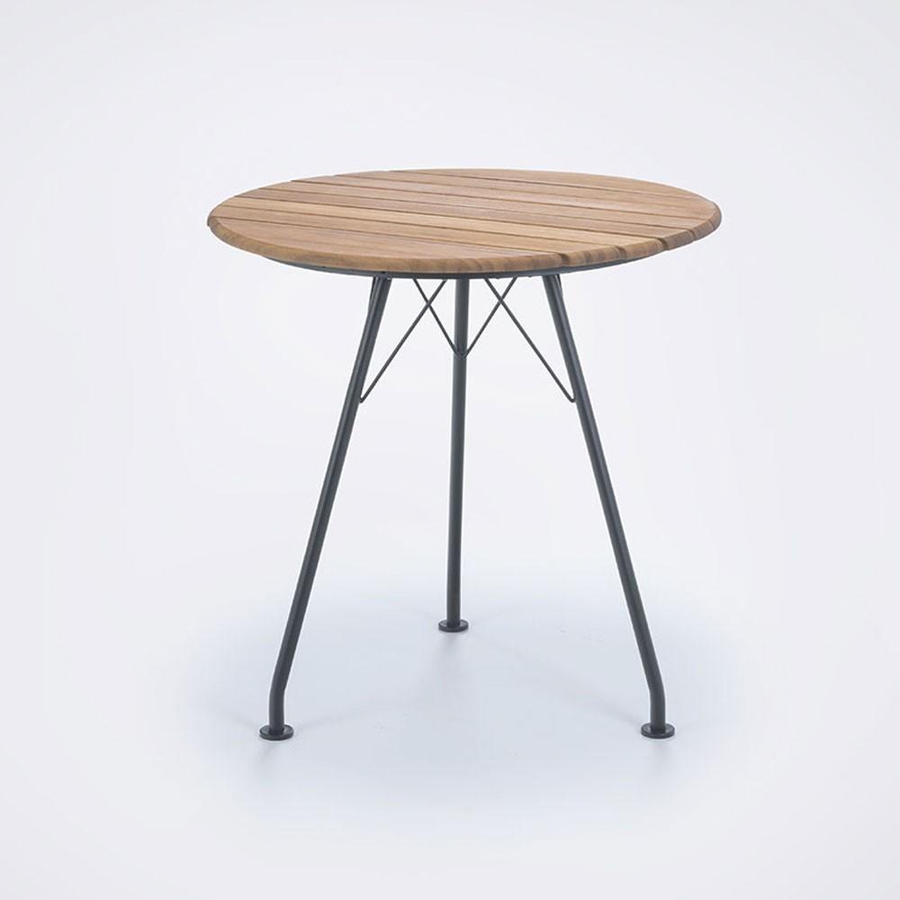 Circum bamboe tafel Ø74cm Houe