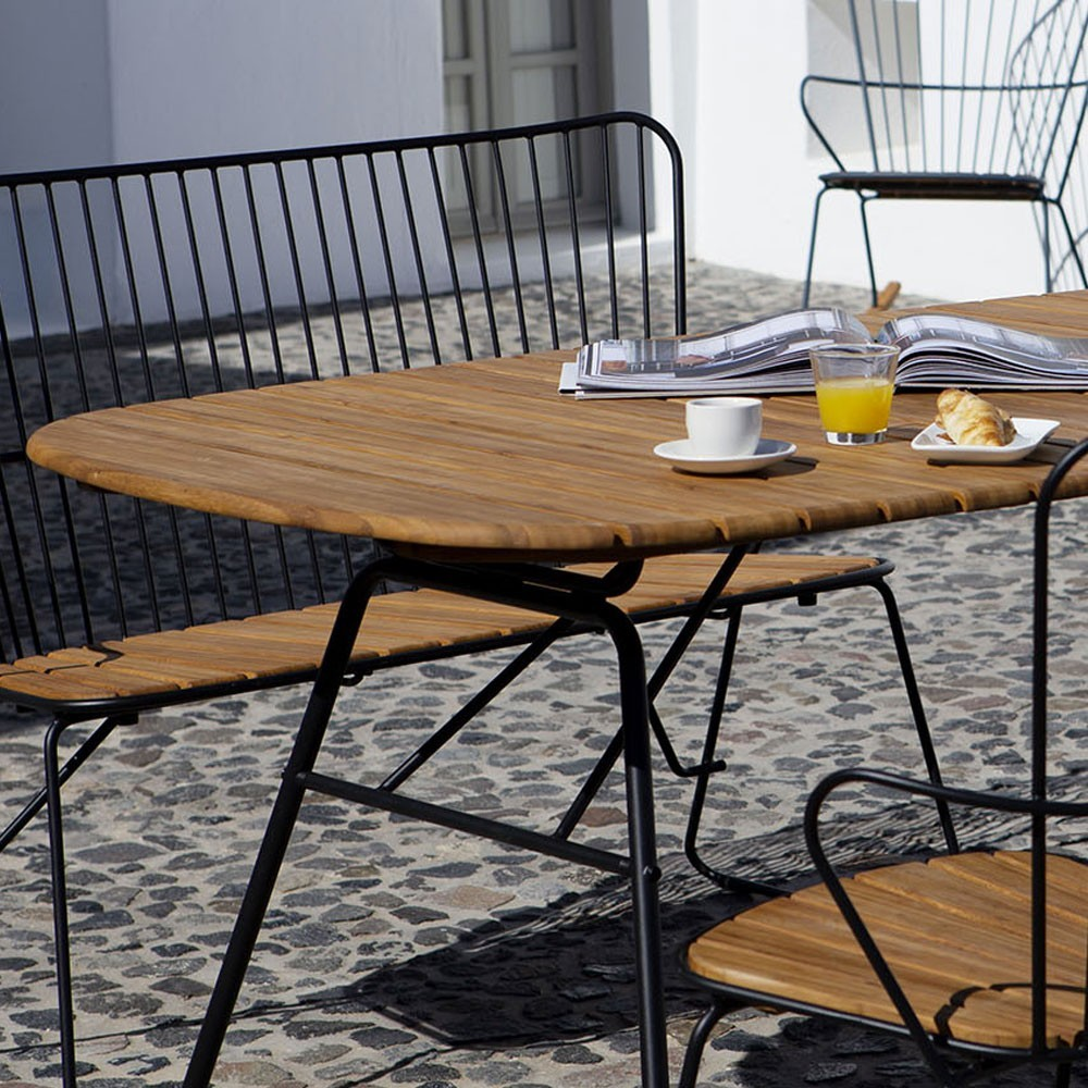 Beam dining table Houe