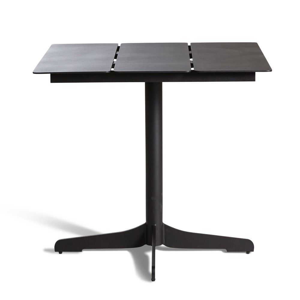 Ceru dining table 80x80cm anthracite Oasiq