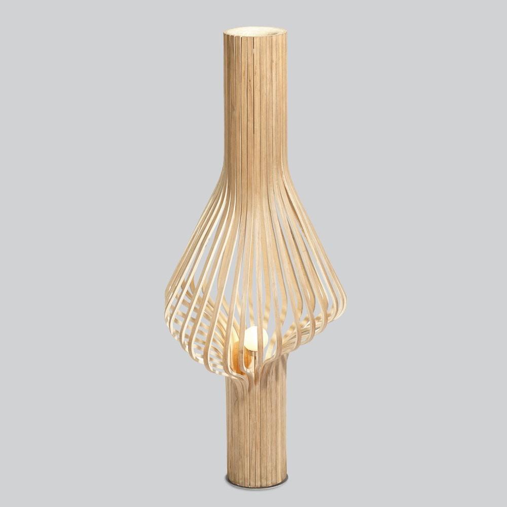 Diva oak floor lamp Northern