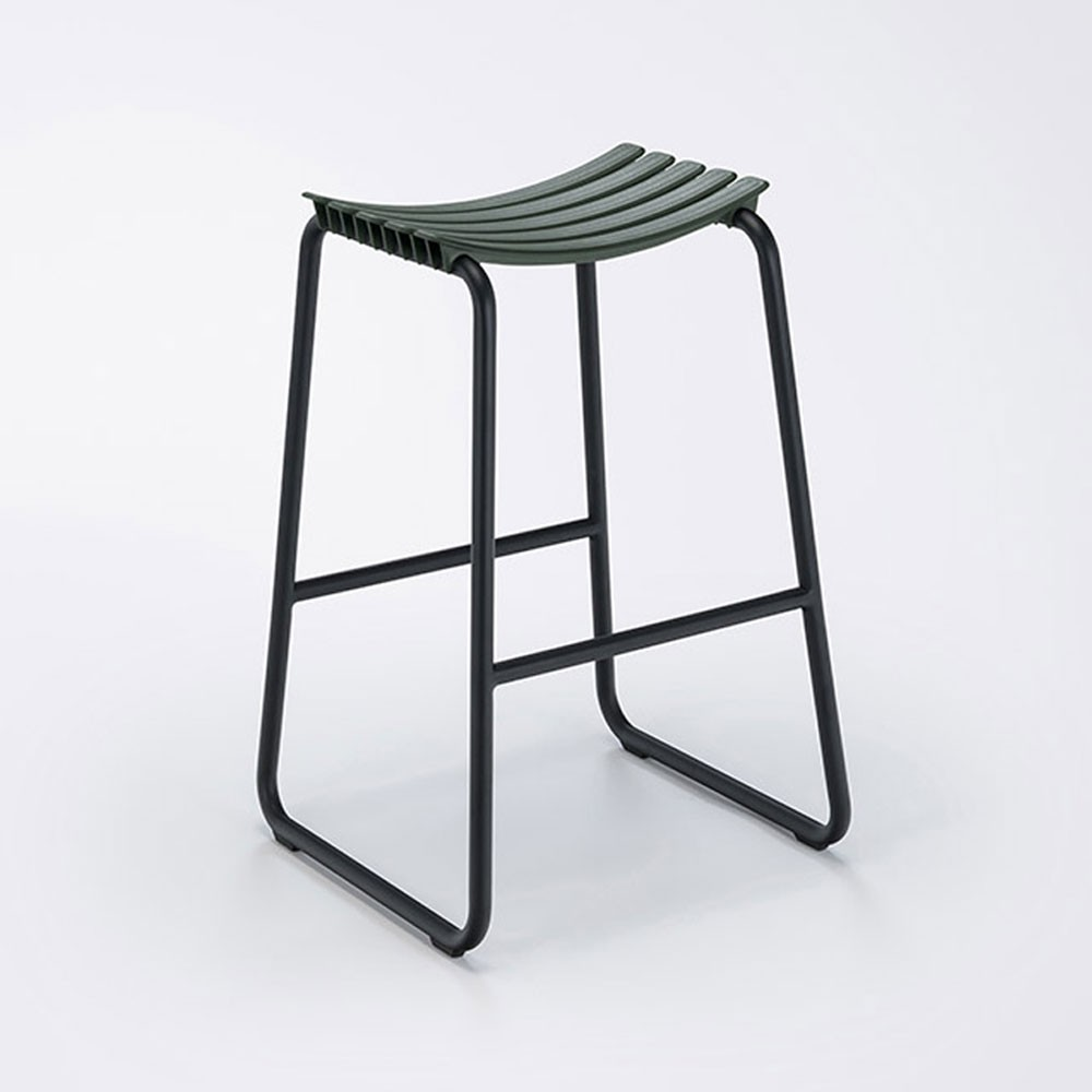 Clips bar stool pine green Houe