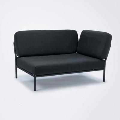 Level lounge sofa coal grey Houe