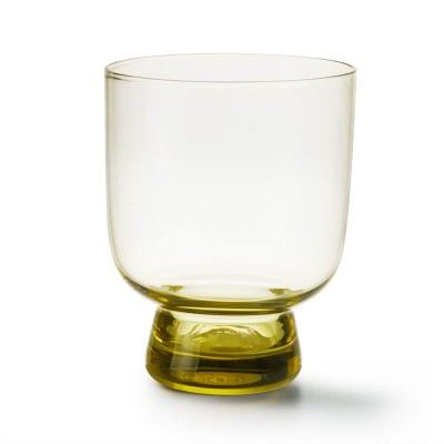 Charteuse glass M (pack of 6) HKliving
