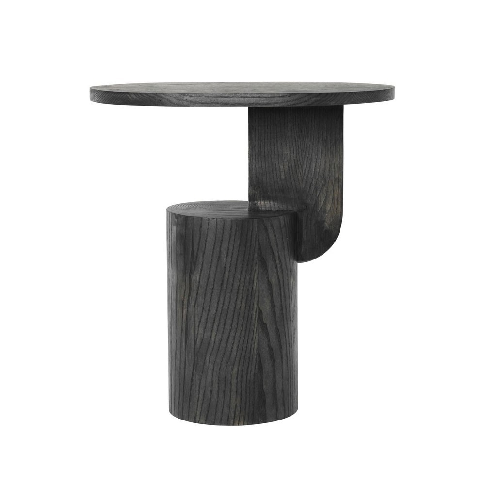Insert side table black Ferm Living
