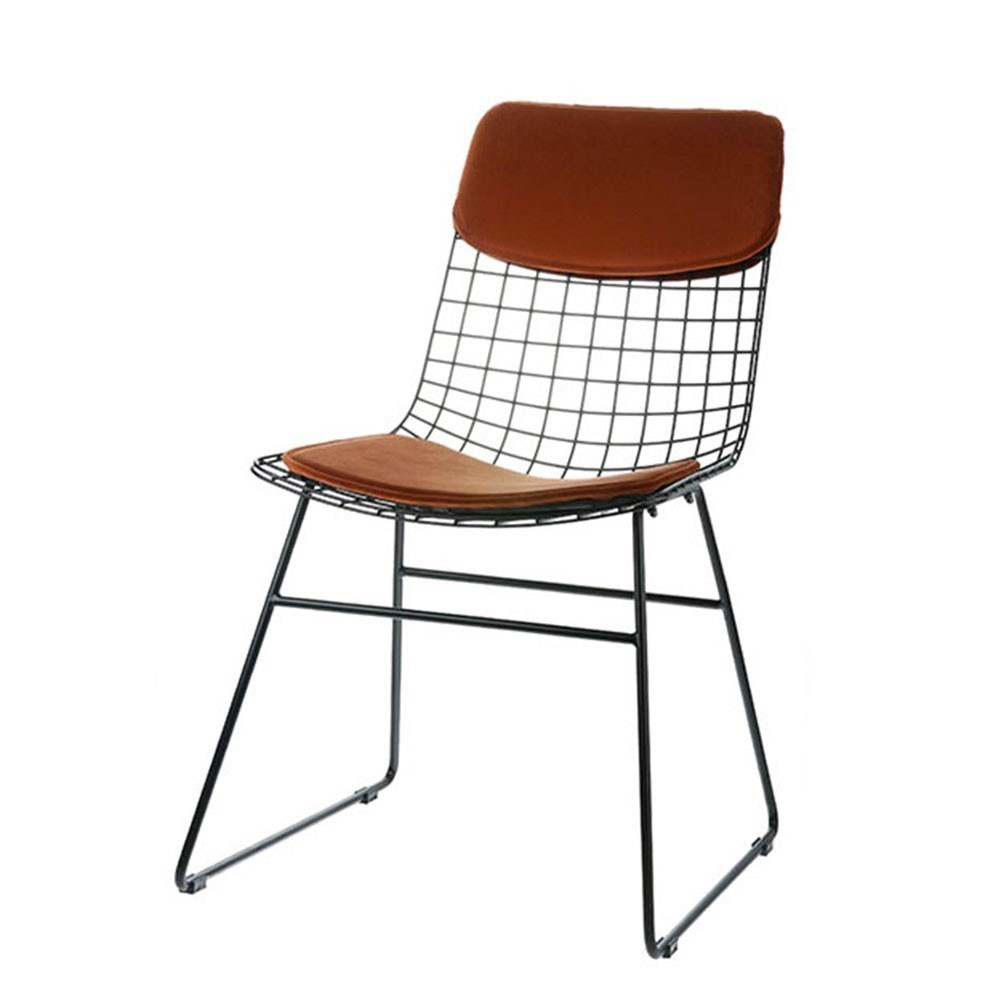 Wire chair comfort kit terra HKliving