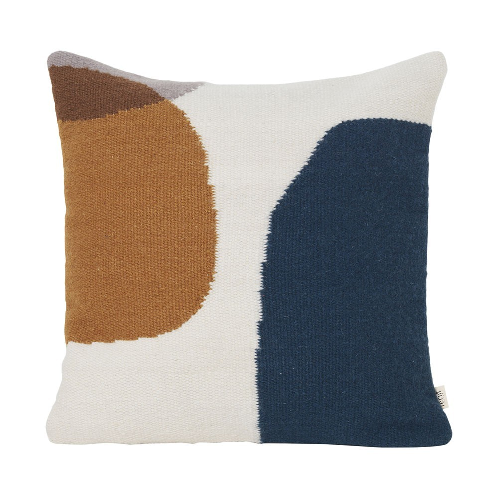 Kelim Cushion Merge Ferm Living