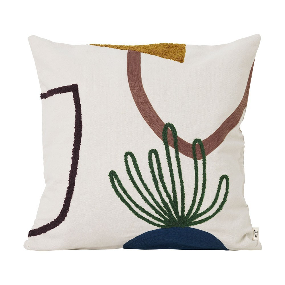 Coussin Mirage Island Ferm Living